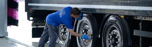 Truckwash A61